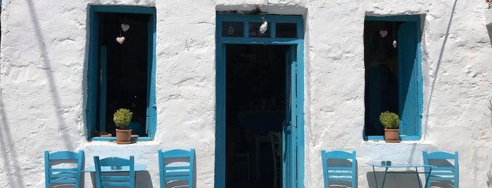 Χαρά is one of สถานที่ที่บันทึกไว้ของ Christos.