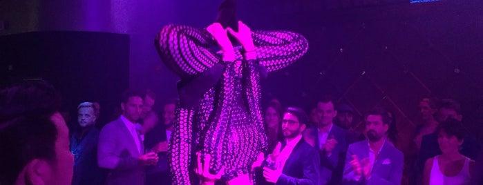 IVY Nightclub is one of Locais salvos de Rassiel.