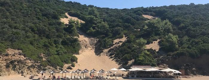 Arkos Beach is one of Orte, die Lamprianos gefallen.
