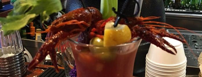 Crawdaddy's N'awlins Cafe & Raw Bar is one of Tempat yang Disukai Sharon.