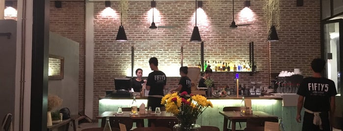 Fifty5 Café is one of Unforgettable Siem Reap.