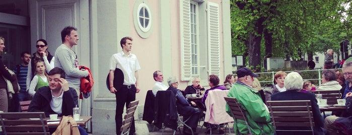 Schlosscafé Benrath is one of Düsseldorf Best: Coffee & desserts.