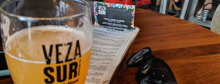 Veza Sur Brewing Co. is one of Steveさんのお気に入りスポット.
