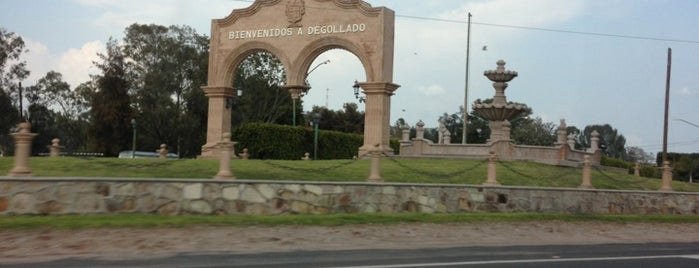 Degollado is one of Región Ciénega, Jalisco.