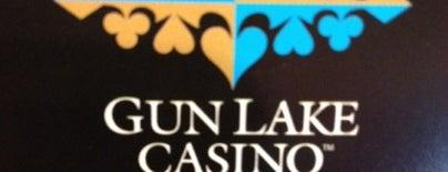 Gun Lake Casino is one of Kellie : понравившиеся места.