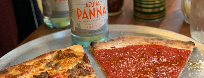 F&F Pizzeria is one of Brooklyn.