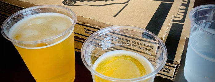 Five Boroughs Brewing Co. is one of Southern Brooklyn.