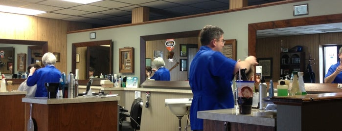Earl's Barbers is one of Dan's Liked Places.
