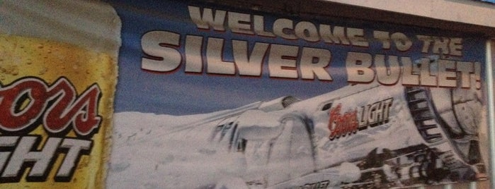 Silver Bullet is one of Dan : понравившиеся места.
