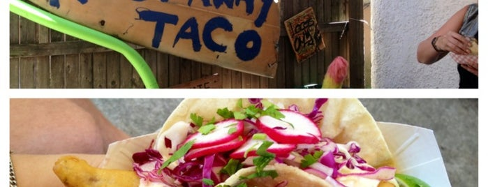 Rockaway Taco is one of I ate new york.