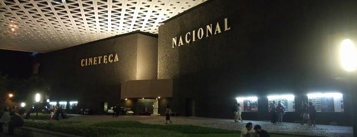 Cineteca Nacional is one of Alex : понравившиеся места.