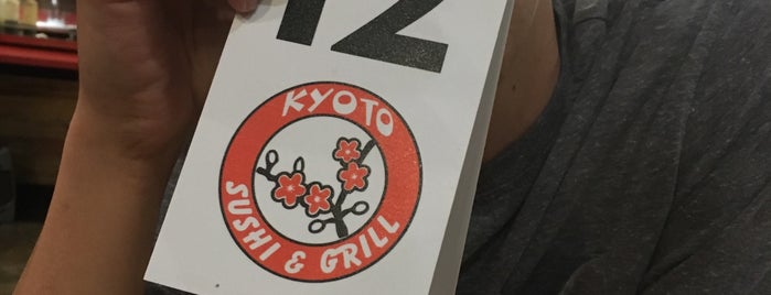Kyoto Sushi And Grill is one of FOOD.