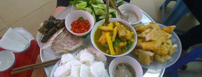 Bún Đậu Ngõ Trạm is one of Hanoi.