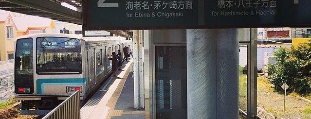 Banda Station is one of JR 미나미간토지방역 (JR 南関東地方の駅).