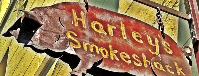 Harley's Smokeshack is one of Uptown Battle of the Bars.