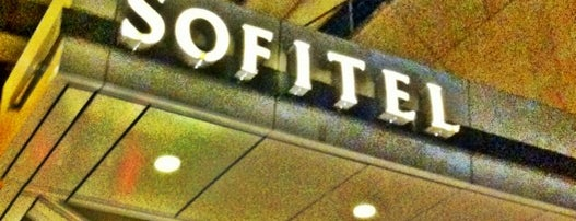 Sofitel Philadelphia is one of Restaurants downtown.