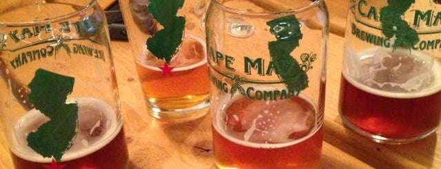 Cape May Brewing Company is one of New Jersey Breweries.