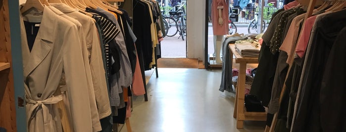 Number Nine is one of Clothingstores Amsterdam.