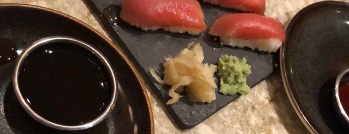 Ororo Sushi Bar is one of mersolu.