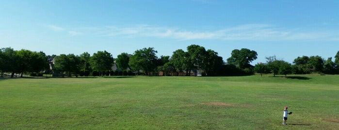 McPherson Park is one of Don.