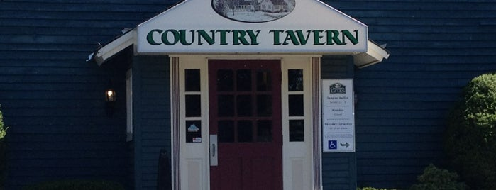 Country Tavern is one of Locais curtidos por SpikeyJay.