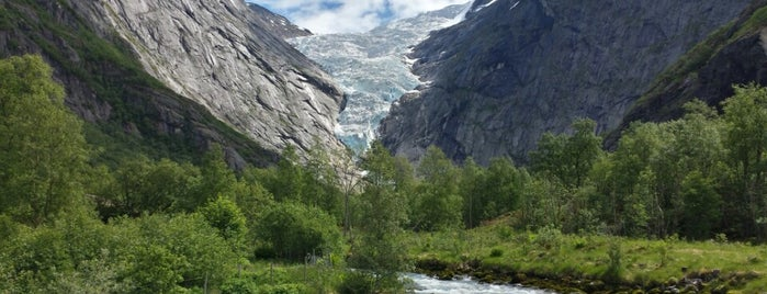 Briksdalsbreen is one of Best of Norway.