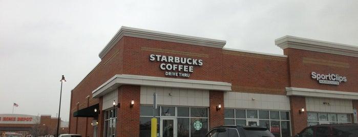 Starbucks is one of Mark 님이 좋아한 장소.