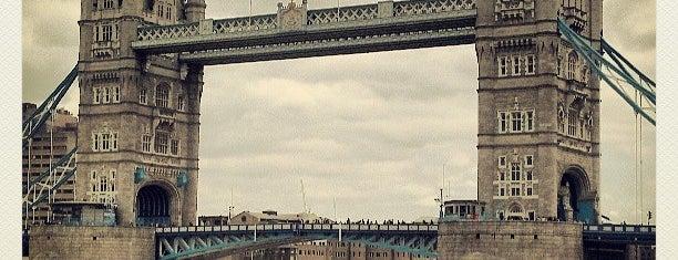 London Bridge is one of London Favorites.