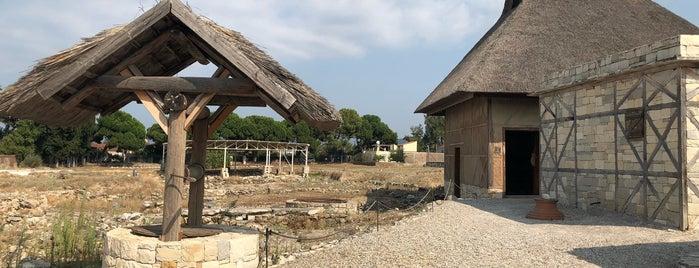 Antik Zeytinyağı Fabrikası is one of Urla.