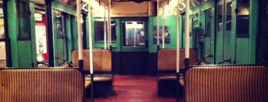 New York Transit Museum is one of Orte, die Carmen gefallen.