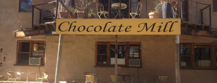 Chocolate Mill is one of speciality-ness.....