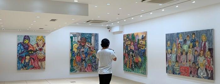 Kaikai Kiki Gallery is one of Tokyo Gallery Crawl.