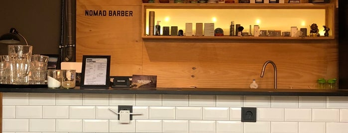Nomad Barber Shop is one of Berlin Best: Shops & services.