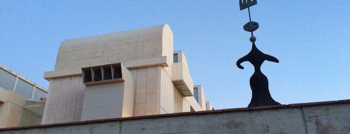 Fundació Joan Miró is one of Barcelona.