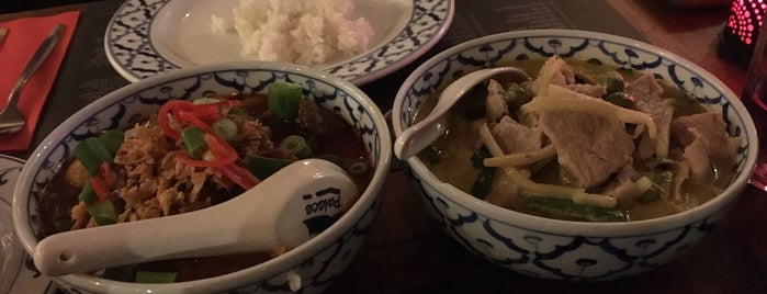 Thaise Snackbar Bird is one of Amsterdam's Finest.