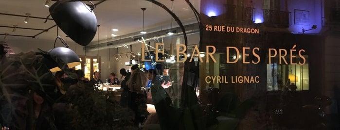 Le Bar des Prés is one of Cocktail To-Do List.
