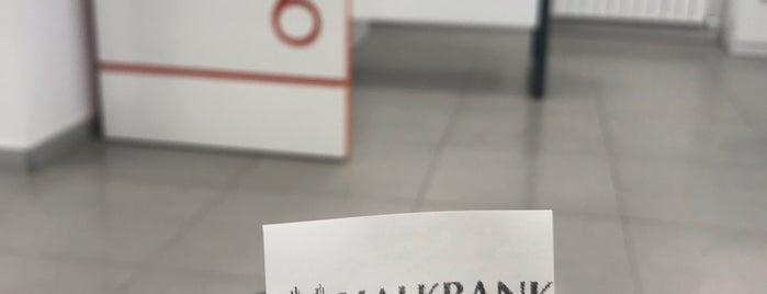 Halkbank is one of สถานที่ที่ Gökhan ถูกใจ.