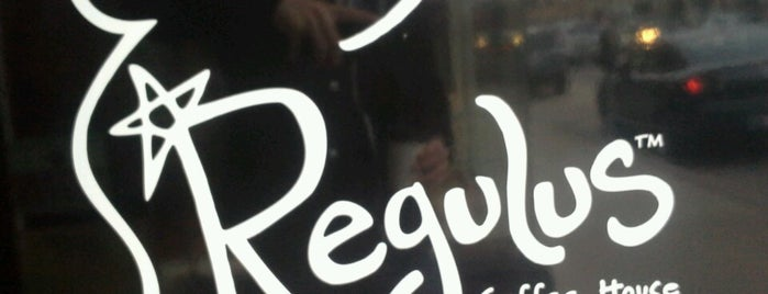 Regulus Coffee House Company is one of COFFEE!☕.