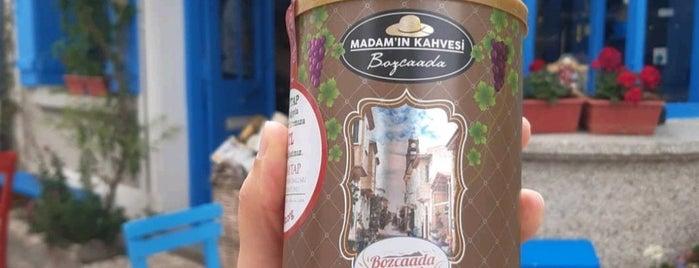 Madam'ın Kahvesi is one of Posti che sono piaciuti a lncsu.