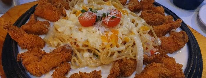 치르치르 Chir Chir Fusion Chicken Factory is one of Seoul.