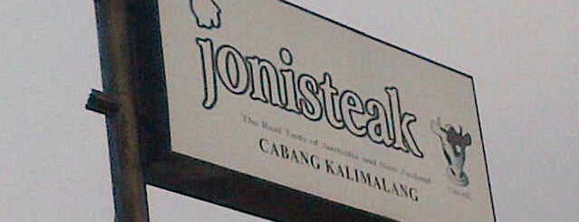 Joni Steak is one of Kuliner Bekasi.