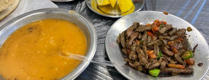 مطاعم المعلمي للكبدة البلدي is one of JED.