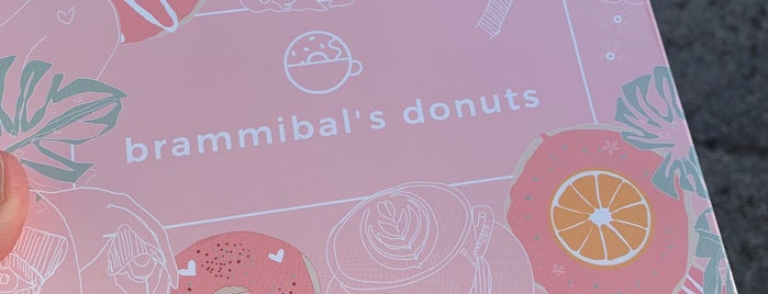Brammibal's Donuts is one of Lieux sauvegardés par Salla.