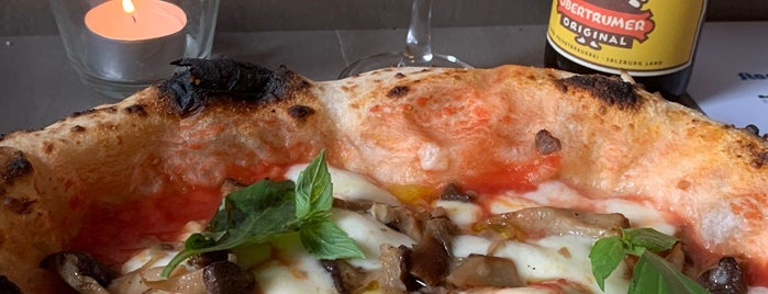 Standard Pizza - Mitte is one of B-city my time.
