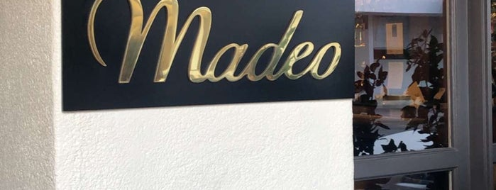 Madeo is one of California 2019.