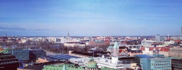 Solo Sokos Hotel Torni Helsinki is one of Helsinki - Stockholm (13.12.15-15.12.15).