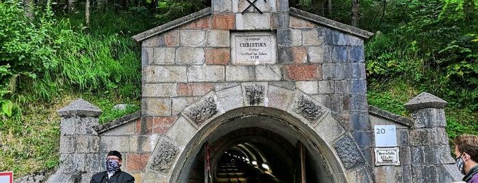 Salzbergwerk Hallstatt is one of Gidilebilecek Güzel Yerler.