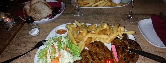 Meet - Argentinian Steak House is one of Gespeicherte Orte von Vlad.