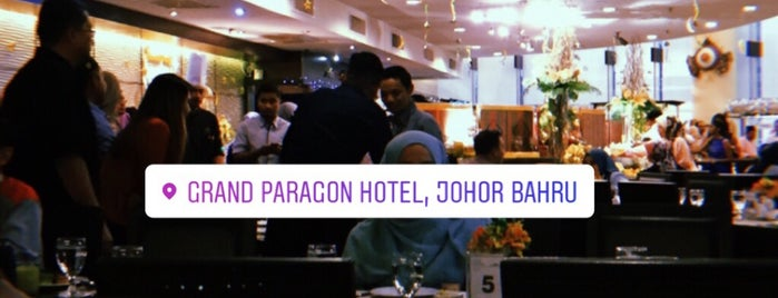 Grand Paragon Hotel is one of JB.