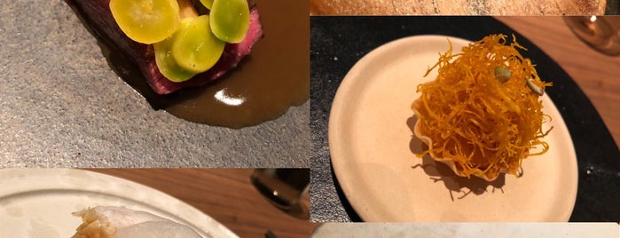 crony is one of Tokyo Fine Dining - Western.